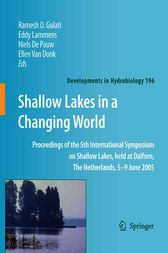 Shallow Lakes in a Changing World by R.D Gulati