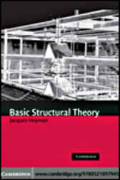 Basic Structural Theory by Jacques Heyman
