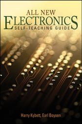 All New Electronics Self-Teaching Guide by Harry Kybett