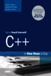 Sams Teach Yourself C++ in One Hour a Day, Adobe Reader by Jesse Liberty