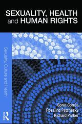 Sexuality, Health and Human Rights by Sonia Corrêa