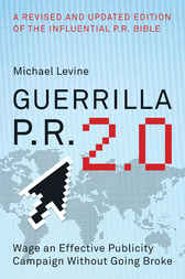 Guerrilla P.R. 2.0 by Michael Levine