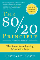 The 80/20 Principle by Richard Koch