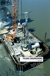 Piling Engineering, Third Edition