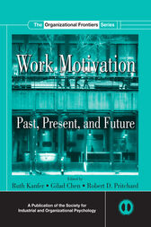 Work Motivation by Ruth Kanfer