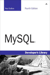 MySQL, Adobe Reader by Paul DuBois