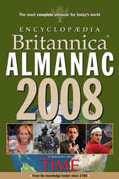 Encyclopaedia Britannica Almanac 2008 by Inc. Time