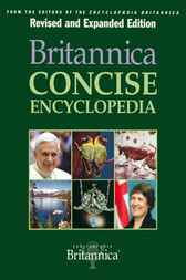 Britannica Concise Encyclopedia by Inc. Encyclopaedia Britannnica