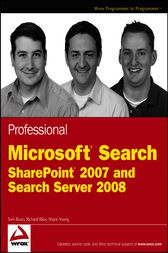 Professional Microsoft Search by Thomas Rizzo