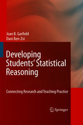 Developing Students' Statistical Reasoning by Joan Garfield