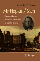 Mr Hopkins' Men by A.D.D. Craik