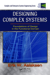 Designing Complex Systems by Erik W. Aslaksen