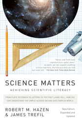 Science Matters by Robert M. Hazen