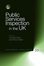 Public Services Inspection in the UK by Kieran Walshe