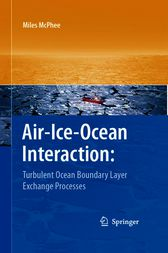 Air-Ice-Ocean Interaction by Miles McPhee