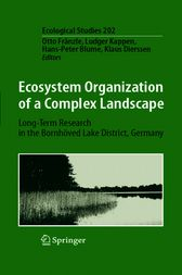 Ecosystem Organization of a Complex Landscape by Otto Franzle