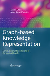 Graph-based Knowledge Representation by Michel Chein