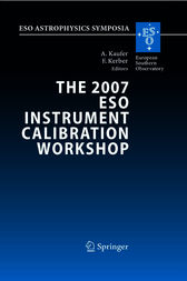 The 2007 ESO Instrument Calibration Workshop by Andreas Kaufer