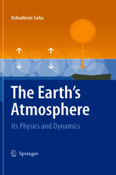 The Earth's Atmosphere by Kshudiram Saha