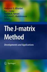 The J-Matrix Method by Abdulaziz D. Alhaidari