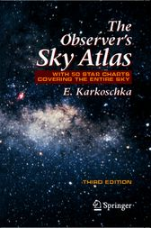 The Observer's Sky Atlas by Erich Karkoschka