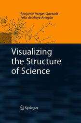 Visualizing the Structure of Science by Benjamín Vargas-Quesada