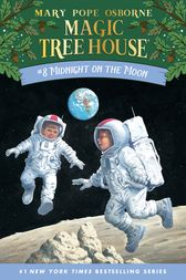 Magic Tree House #8: Midnight on the Moon by Mary Pope Osborne