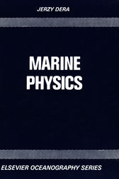Marine Physics by J. Dera