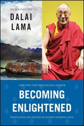 Becoming Enlightened by His Holiness the Dalai Lama