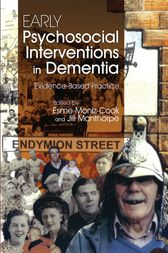 Early Psychosocial Interventions in Dementia by Jill Manthorpe