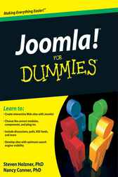 Joomla! For Dummies by Steve Holzner