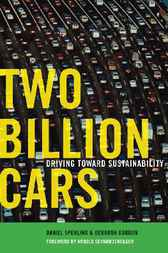 Two Billion Cars by Daniel Sperling