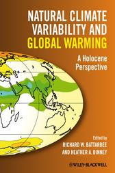 Natural Climate Variability and Global Warming by Richard W. Battarbee