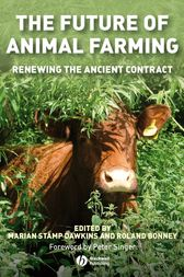 The Future of Animal Farming by Marian Stamp Dawkins