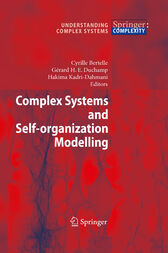 Complex Systems and Self-organization Modelling by Péter Érdi