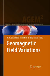 Geomagnetic Field Variations
