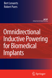 Omnidirectional Inductive Powering for Biomedical Implants by Bert Lenaerts