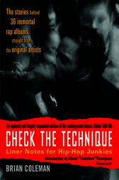 Check the Technique by Brian Coleman