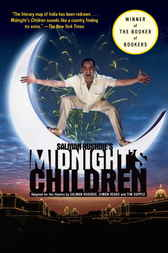 Salman Rushdie's Midnight's Children by Salman Rushdie