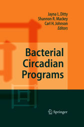 Bacterial Circadian Programs by Jayna Ditty