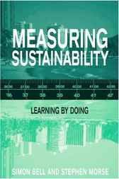 Measuring Sustainability by Simon Bell