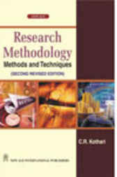 Research Methodology by C.R. Kothari