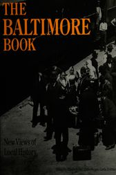 The Baltimore Book by Linda Shopes