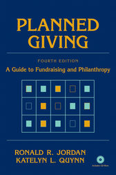 Planned Giving by Ronald R. Jordan