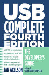 USB Complete by Jan Axelson