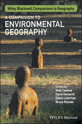 A Companion to Environmental Geography by Diana Liverman