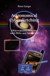 Astronomical Cybersketching by Peter Grego