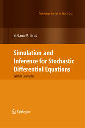 Simulation and Inference for Stochastic Differential Equations by Stefano M. Iacus