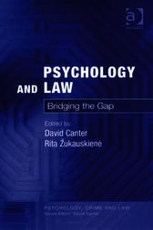 Psychology and Law by Rita Žukauskiene