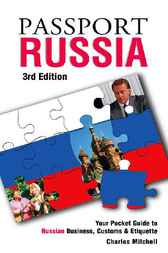 Passport Russia by Charles Mitchell
